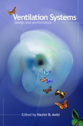 Ventilation Systems: Design and Performance (Hardback) book cover