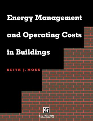 Energy Management and Operating Costs in Buildings: 1st Edition (Paperback) book cover