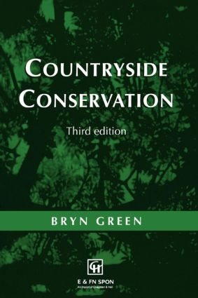 Countryside Conservation: Land Ecology, Planning and Management (Paperback) book cover