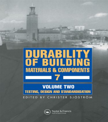 Model for insuring durability of building components