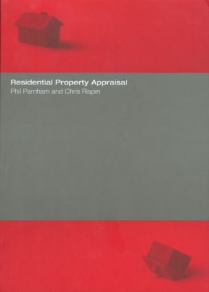 Residential Property Appraisal (Paperback) book cover
