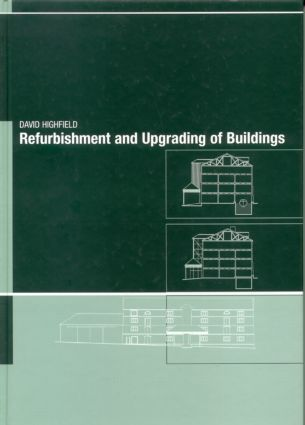Refurbishment and Upgrading of Buildings book cover