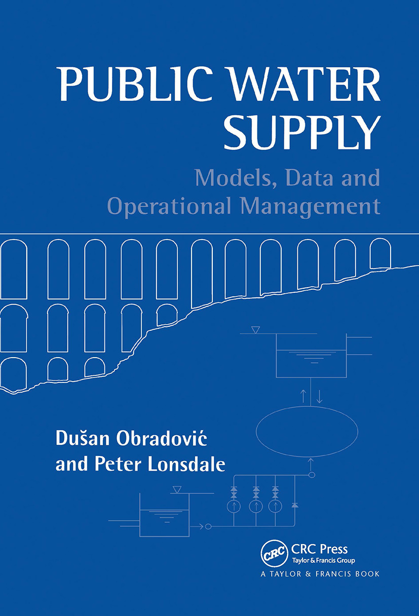 Public Water Supply: Models, Data and Operational Management, 1st Edition (Hardback) book cover