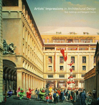 Artists' Impressions in Architectural Design: 1st Edition (Paperback) book cover