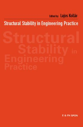 Structural Stability in Engineering Practice: 1st Edition (Hardback) book cover
