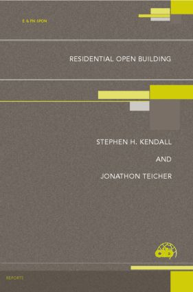 Residential Open Building (Hardback) book cover