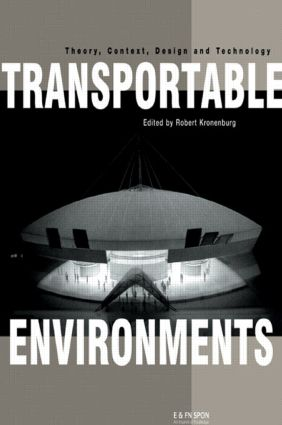 Transportable Environments (Paperback) book cover