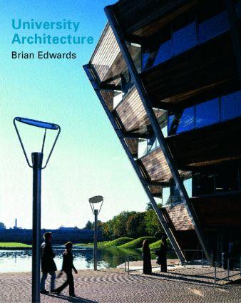 University Architecture book cover