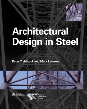 Architectural Design in Steel: 1st Edition (Paperback) book cover