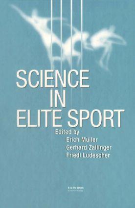 Science in Elite Sport: 1st Edition (Hardback) book cover