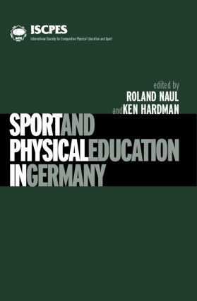 Sport and Physical Education in Germany (Paperback) book cover