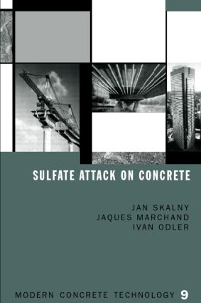Sulfate Attack on Concrete (Hardback) book cover