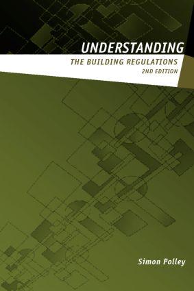 Understanding the Building Regulations book cover
