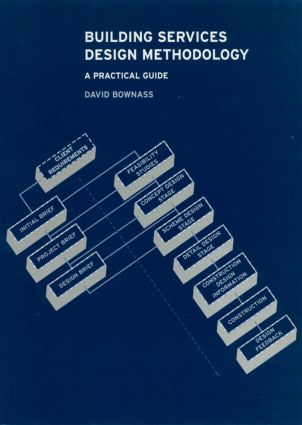 Building Services Design Methodology: A Practical Guide, 1st Edition (Paperback) book cover