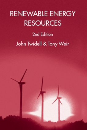 Renewable Energy Resources Taylor Amp Francis Group