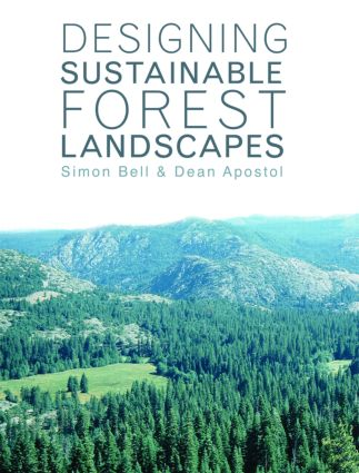 Designing Sustainable Forest Landscapes (Hardback) book cover