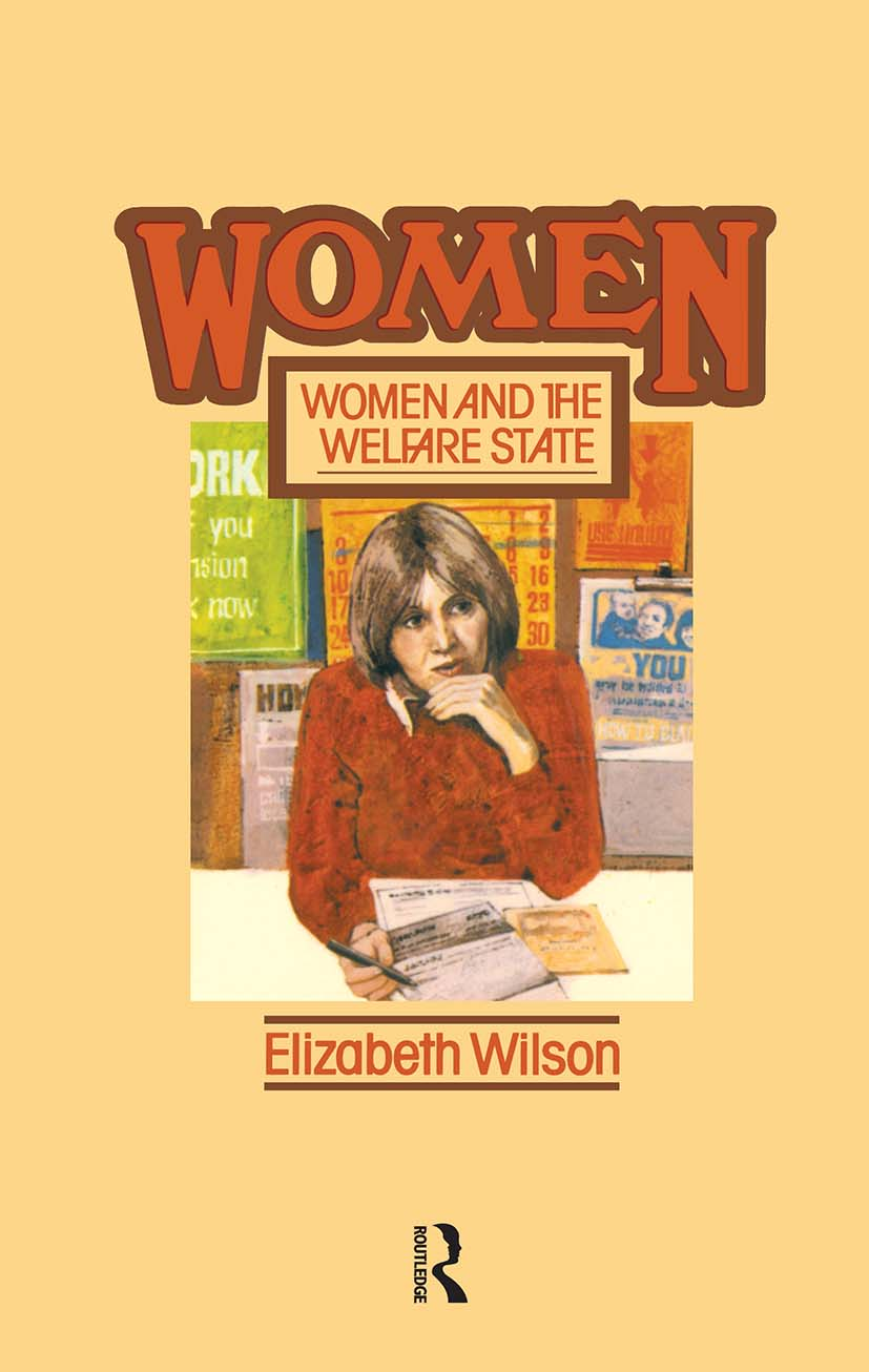 Women and the Welfare State (Paperback) book cover