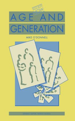 Age and Generation book cover