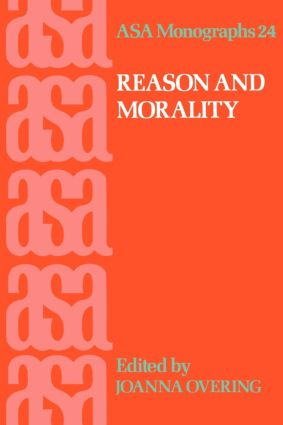 Reason and Morality book cover