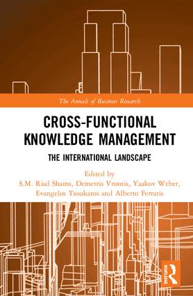 Cross-Functional Knowledge Management: The International Landscape book cover