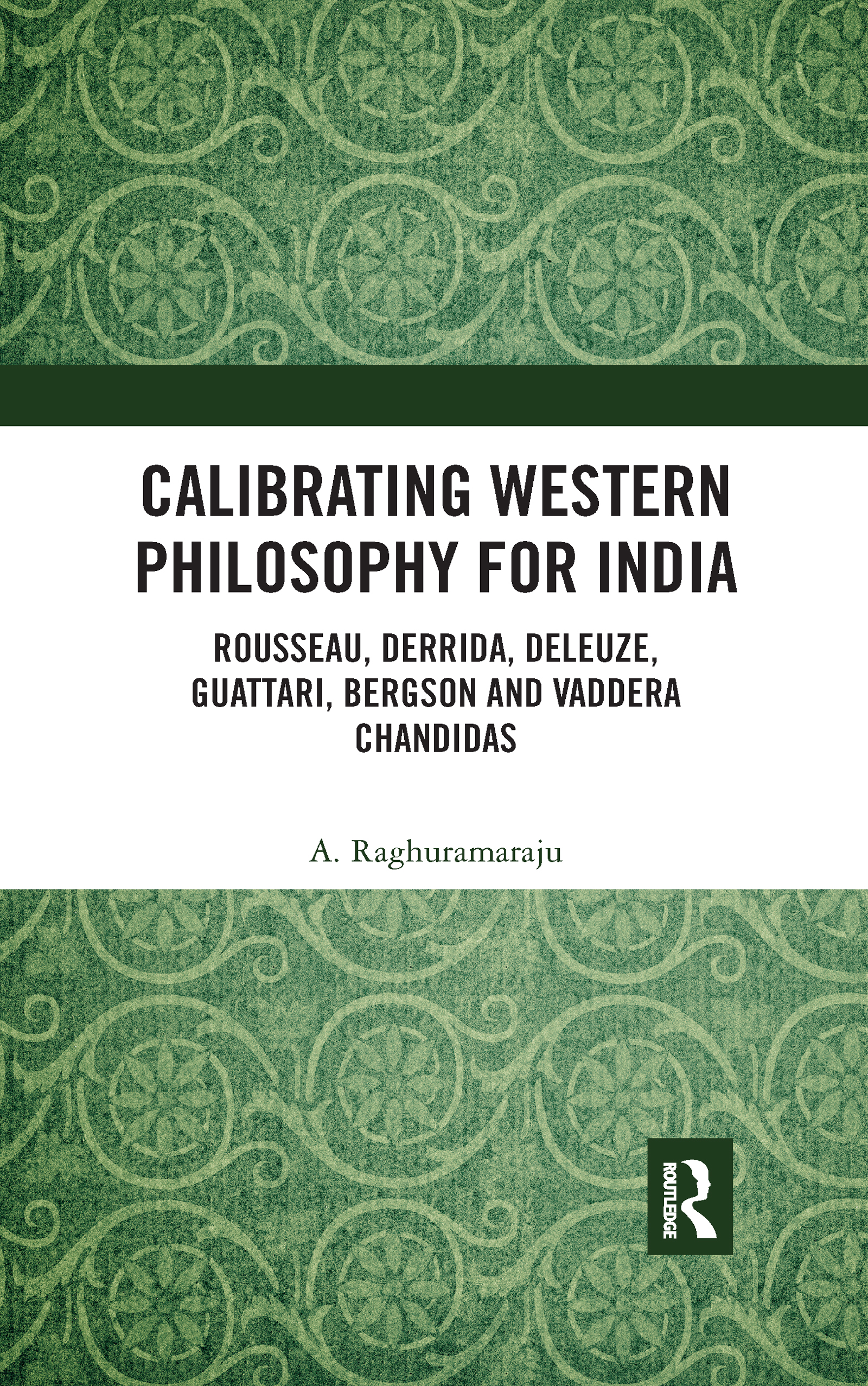 Calibrating Western Philosophy for India