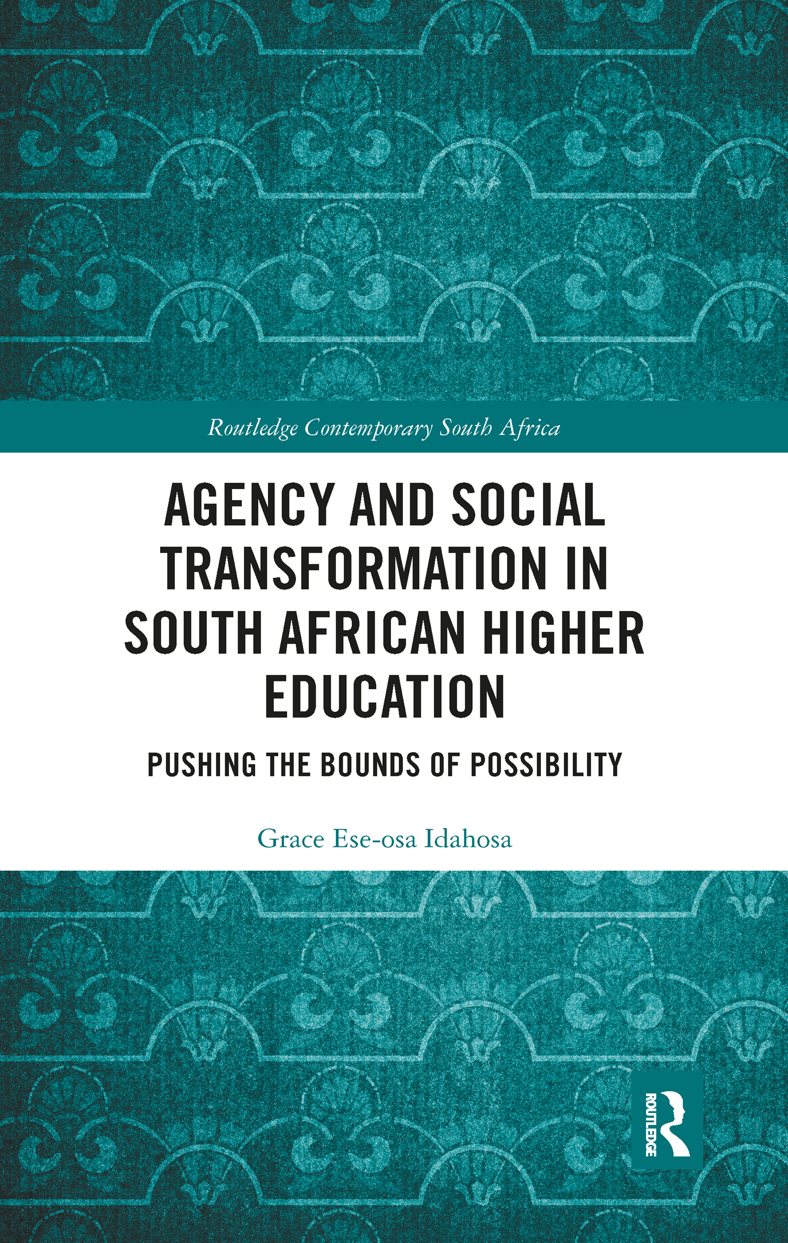 Agency and Social Transformation in South African Higher Education