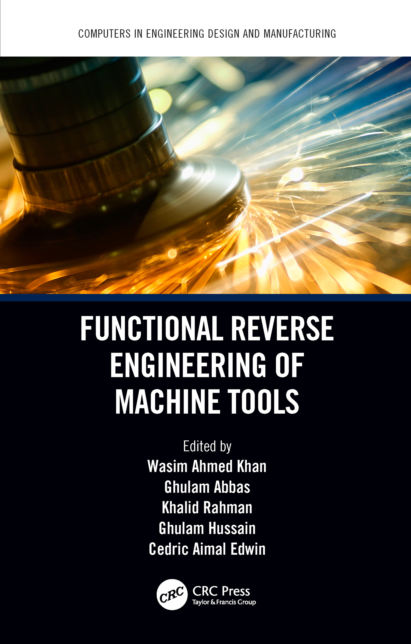 Functional Reverse Engineering of Machine Tools