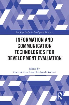 Information and Communication Technologies for Development Evaluation book cover