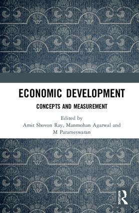 Economic Development: Concepts and Measurement book cover
