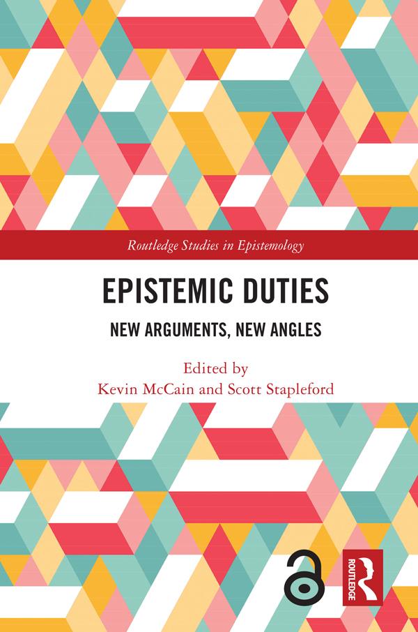Epistemic Duties