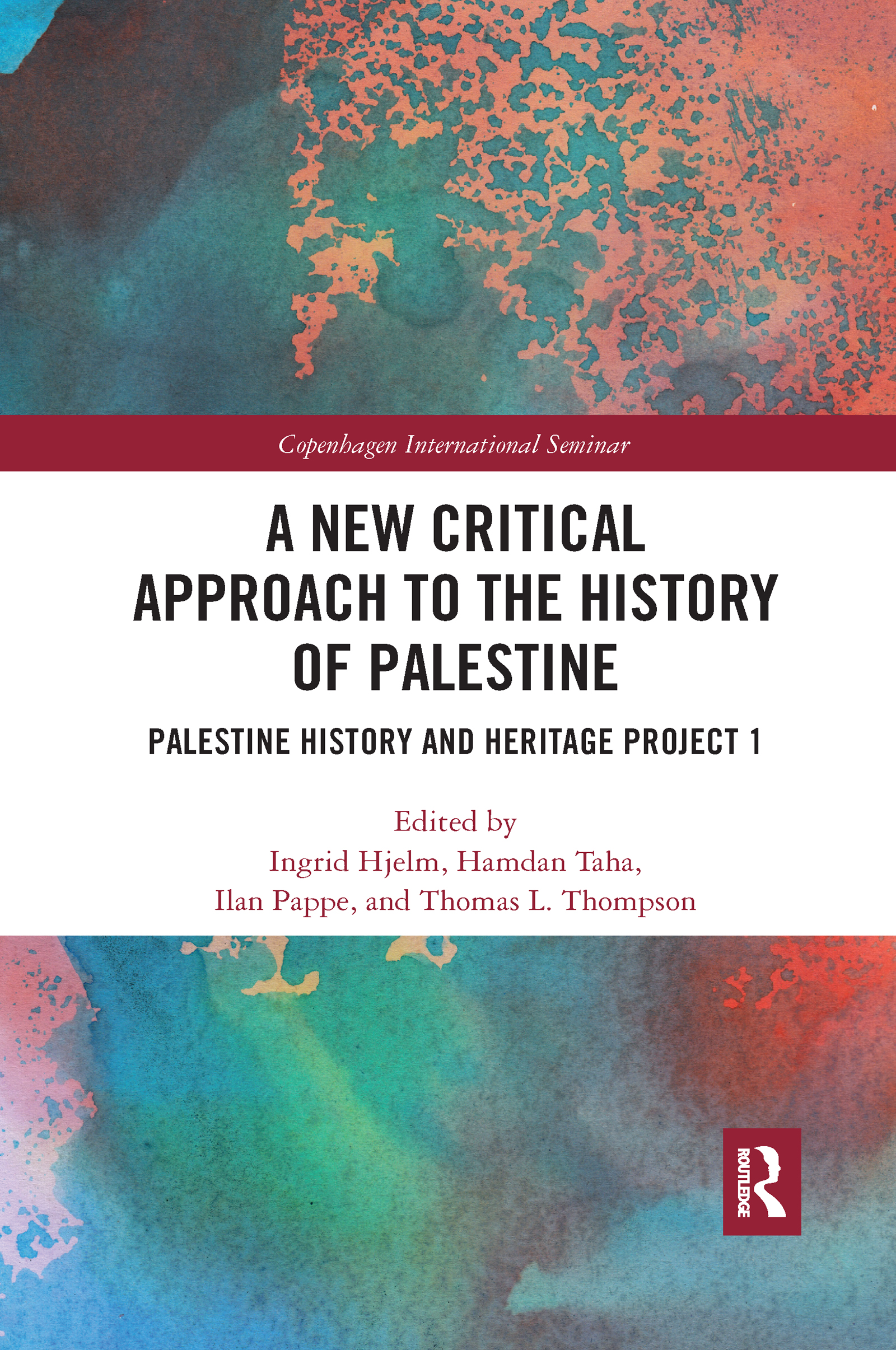 A New Critical Approach to the History of Palestine