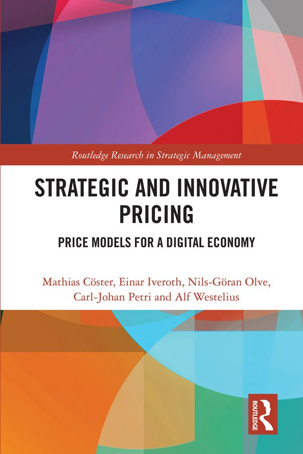 Strategic and Innovative Pricing