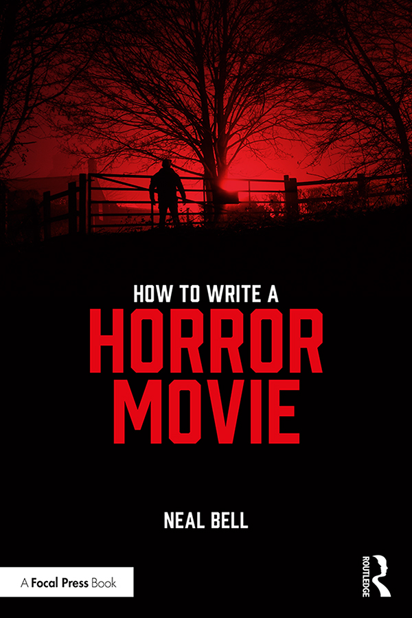 How To Write A Horror Movie book cover