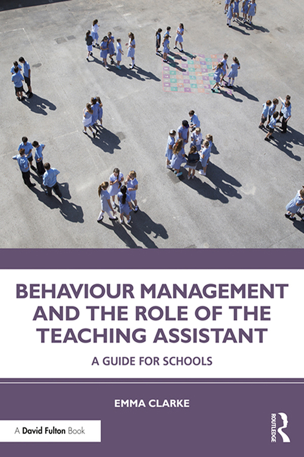 Approaches to managing behaviour