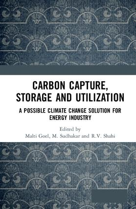 Carbon Capture, Storage and Utilization: A Possible Climate Change Solution for Energy Industry book cover