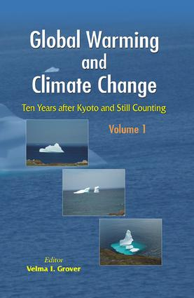 Global Warming and Climate Change (2 Vols.)