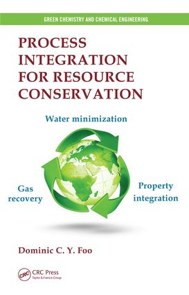 Process Integration for Resource Conservation: 1st Edition (e-Book) book cover