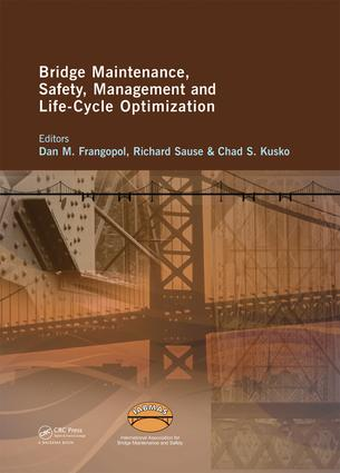 Bridge Maintenance, Safety, Management and Life-Cycle Optimization: Proceedings of the Fifth International IABMAS Conference, Philadelphia, USA, 11-15 July 2010, 1st Edition (e-Book) book cover