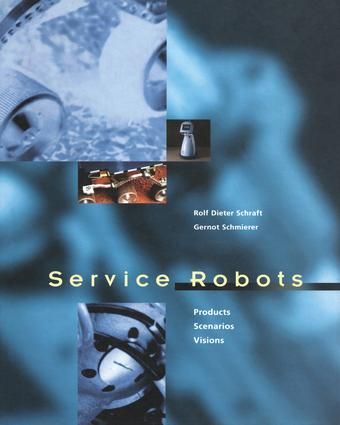 Service Robots: 1st Edition (e-Book) book cover