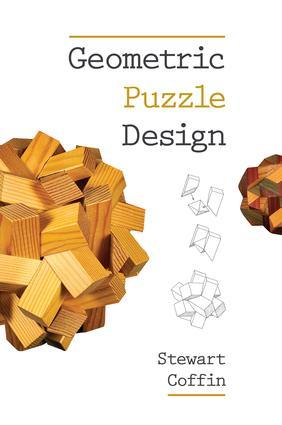 Geometric Puzzle Design: 1st Edition (e-Book) book cover
