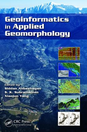Geoinformatics in Applied Geomorphology: 1st Edition (e-Book) book cover