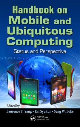 Handbook on Mobile and Ubiquitous Computing: Status and Perspective, 1st Edition (e-Book) book cover
