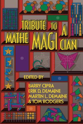 Tribute to a Mathemagician: 1st Edition (e-Book) book cover