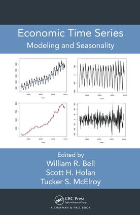 Economic Time Series: Modeling and Seasonality, 1st Edition (e-Book) book cover