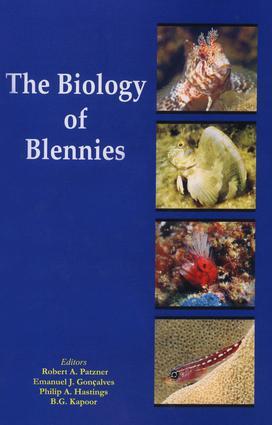 3: Patterns of MicrohabitatUtilisation in Blennies