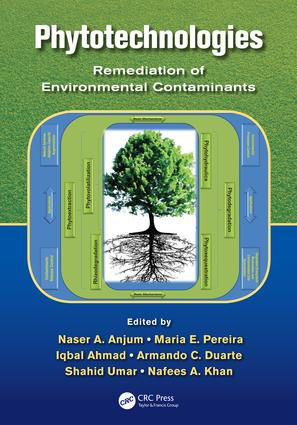 Phytotechnologies: Remediation of Environmental Contaminants, 1st Edition (e-Book) book cover