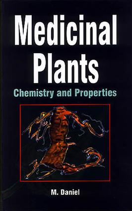 Medicinal Plants: Chemistry and Properties, 1st Edition (e-Book) book cover