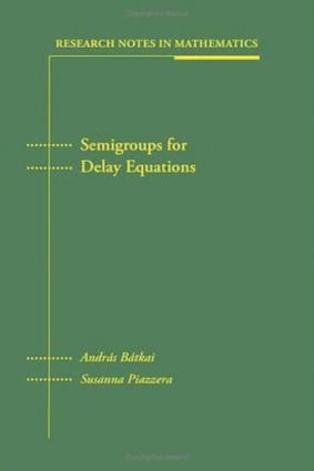 Semigroups for Delay Equations