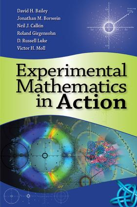 Experimental Mathematics in Action: 1st Edition (e-Book) book cover