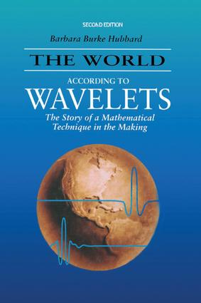 The Continuous Wavelet Transform
